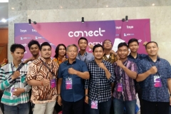 30 Oktober 2019 - Seminar CONNECT INDONESIA 2019