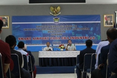 9 Maret 2019 - Seminar FTI - Smart Airport Pada Era INdustri 4.0